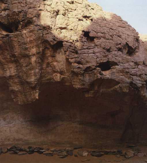 Abris sous roches (Séfar)