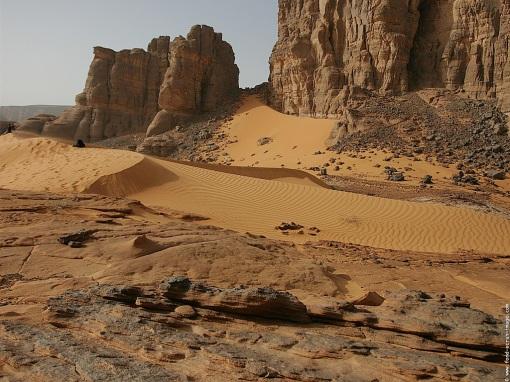Sahara algérien