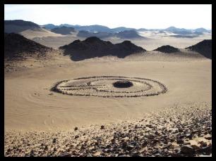 Tumulus néolithique Sahara