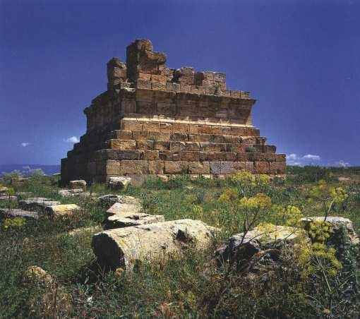 Mausolée tour La Souma d'el Khroub