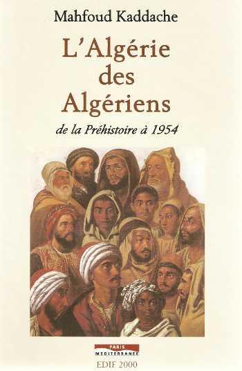L'Algérie des Algériens